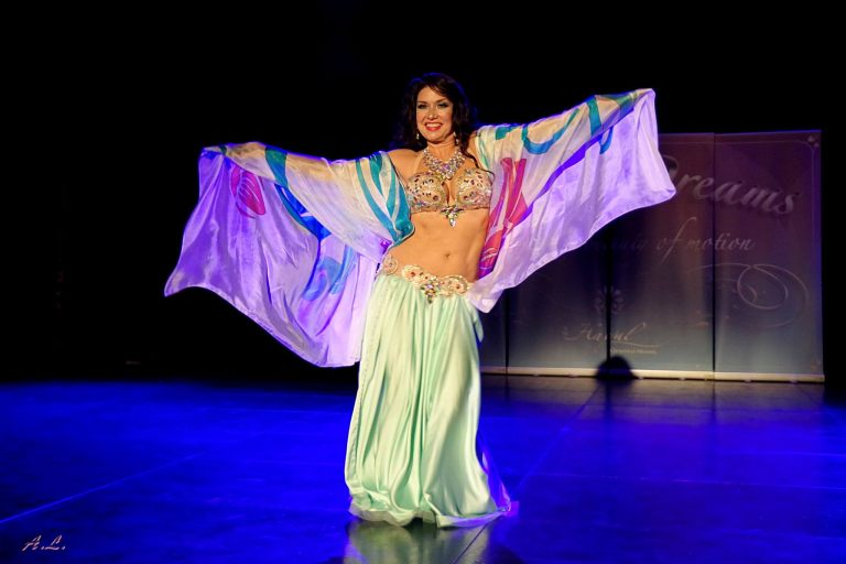 Bellydance Aziza at Dancing Dreams Hayal  Berlin  2017