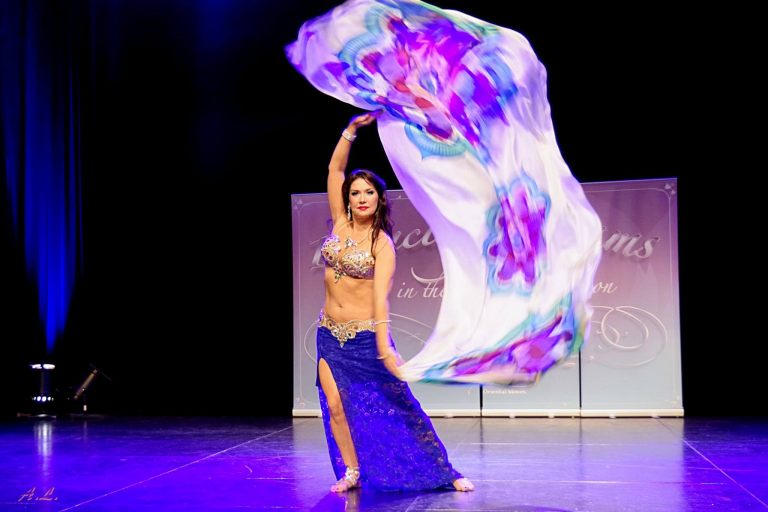 Bellydance Aziza at Dancing Dreams Hayal,  Berlin  2017