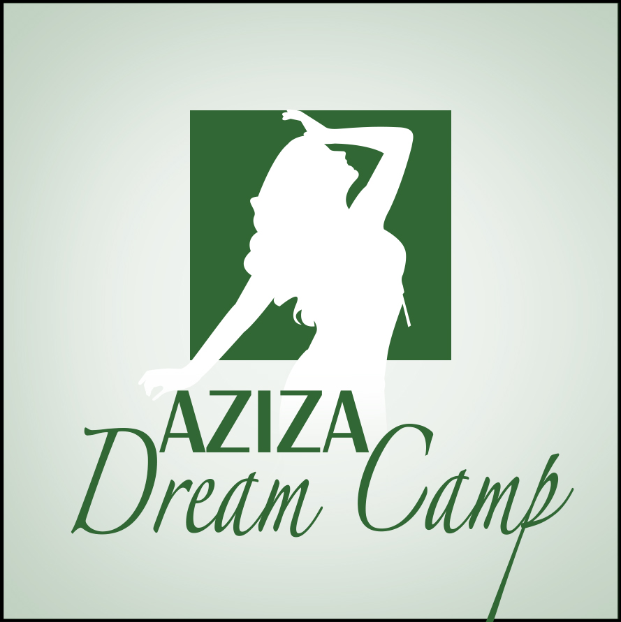 aziza dream camp top